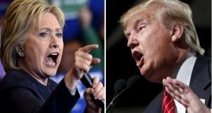 هيلاري كلينتون تعتبر دونالد ترامب خطرا على الديموقراطية