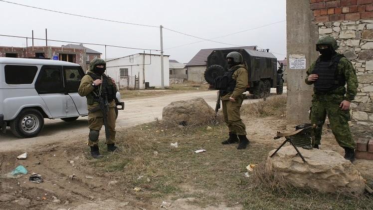 مواجهات بداغستان