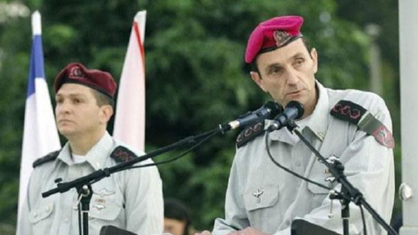رئيس الاستخبارات العسكرية الاسرائيلية