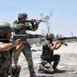 مقتل عشرات الإرهابيين بنيران #الجيش_السوري في ريف #اللاذقية الشمالي