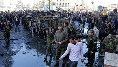الأمم المتحدة تدين تفجيرات السيدة زينب بدمشق