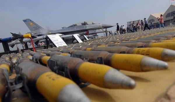 #الغارديان : #السعودية ضاعفت وارداتها من #الأسلحة والمعدات العسكرية