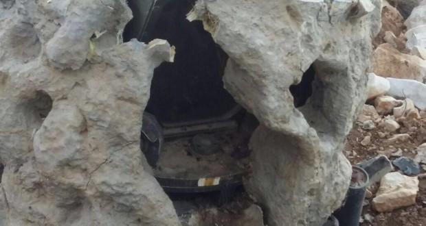 صخرة الباروك الاسرائيلية لرصد قيادات حزب الله