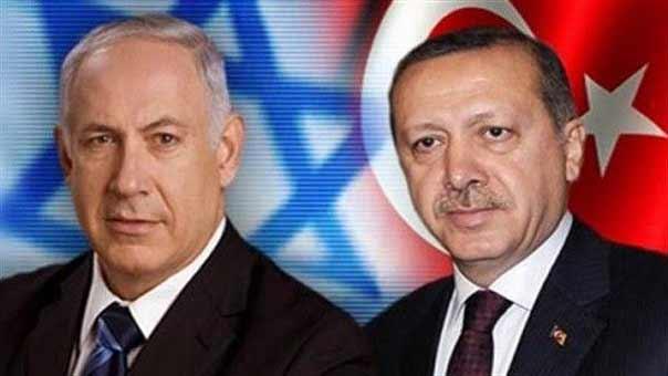 العلاقات التركية الاسرائيلية