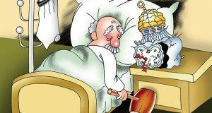 #كاريكاتور : #العرب.. ومنبه #الأقصى