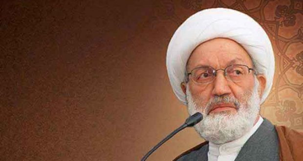 نداء من كبار علماء #البحرين بإلغاء كل القرارات الصَادرة بحق آية الله #عيسى_قاسم
