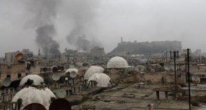 #الولايات_المتحدة قلقة من التقارير حول منع المسلحين خروج الناس من #حلب