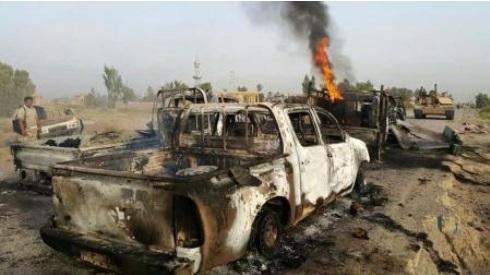 iraq-daesh-convoy-destoyed