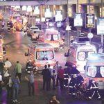 #الإرهاب يضرب أكبر مطارات #تركيا: عشرات القتلى والأدلة تشير إلى #داعش