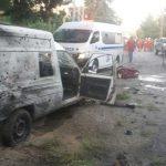 شهداء وجرحى بسلسلة تفجيرات انتحارية ضربت بلدة القاع شرق لبنان
