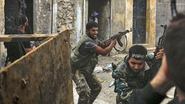 المجموعات الإرهابية