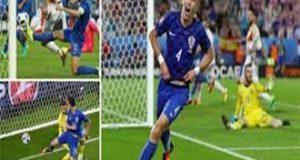 كرواتيا تصعق إسبانيا وتضعها في صدام ناري مع إيطاليا