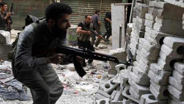 """اشتباكات بين """"داعش"""" و """"النصرة"""""""