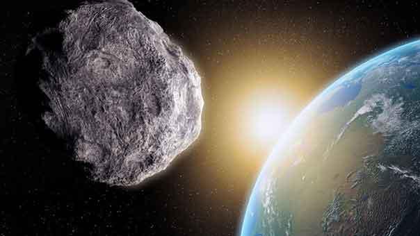 العثور على قمر جديد للأرض
