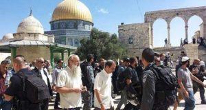 إصابات واعتقالات خلال مواجهات عنيفة بـ #الضفة و #القدس_المحتلة