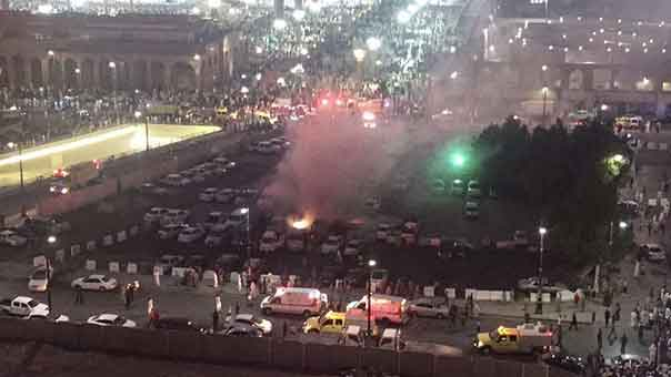 هيئة كبار العلماء بالسعودية: منفذو هجوم المدينة المنورة خوارج مارقون