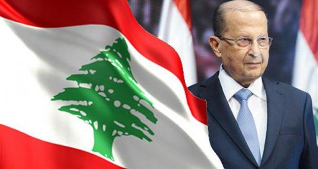 #لبنان : #عون بعد كلام #نصرالله: مرتاح.. ومطمئن