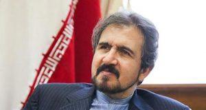 ايران تحمل باكستان مسؤولية عمليات الزمر الارهابية المنطلقة من اراضيها