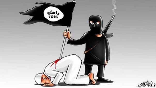 """هل کانت """"داعش"""" تنوي تفجير قبر الرسول (ص)؟"""