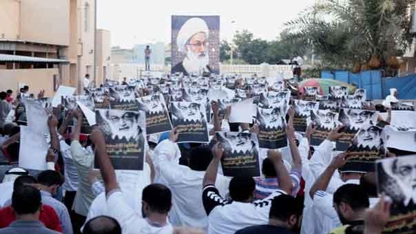 """""""جمعة الفداء"""": تظاهرات واسعة في البحرين تطالب بوقف الاضطهاد الطائفي"""