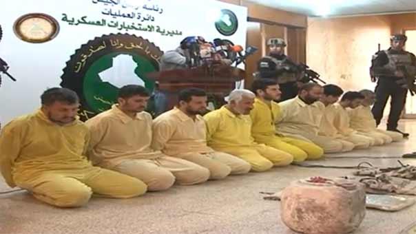 """الجيش العراقي يحبط عملية """"غزوة رمضان"""""""