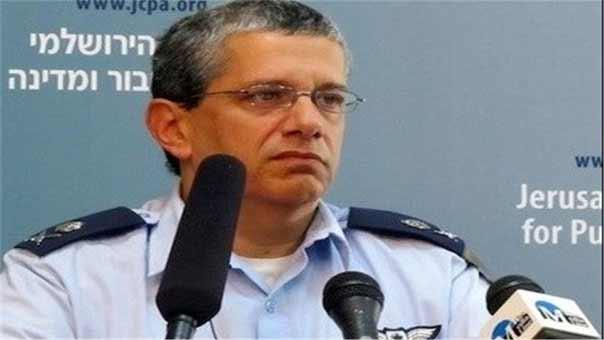 قائد سلاح الجو الصهيوني