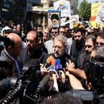 لاریجاني : يوم القدس هو يوم الصحوة الاسلامية