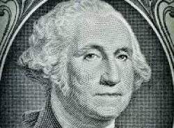 جورج واشنطن 1789 ـ 1797 (رئيس الاستقلال)  ■ الهنود والذئاب هم وحوش مفترسة، يختلفون بالشكل فقط.