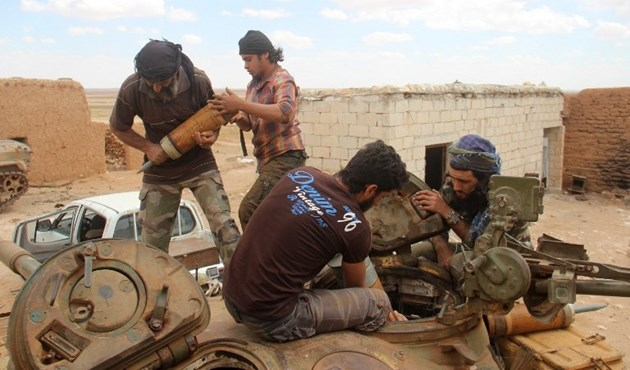 syria-tank
