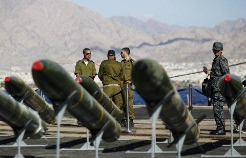 السلاح-النووي-الإسرائيلي