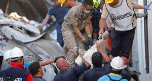 زلزال إيطاليا يقتل 247 شخصاً.. والبحث مازال مستمراً