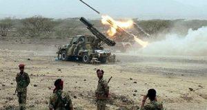 #اليمن: الجيش واللجان يقصفون مواقع سعودية في نجران وجيزان