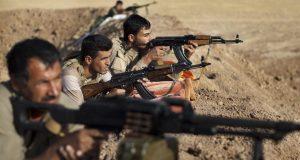 """إنسحاب #الأكراد لِشرق الفرات """"كذبة"""".. المعارك ضد #الجيش_التركي انطلقت"""