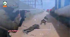 بالفيديو: #القسام تعرض مشاهد لعملية أسرها #جندي_إسرائيلي خلال العدوان الاخير على #غزة