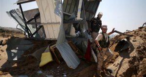 """غارات """"الاستعراض"""" على #غزة: محاولة لتغيير قواعد اللعبة؟"""
