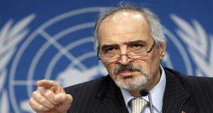 الجعفري: الحكومة السورية لن تتوانى عن ممارسة واجبها في طرد الإرهابيين