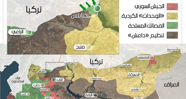 """هدية #واشنطن و #داعش لـ #أنقرة: """"منطقة آمنة"""""""
