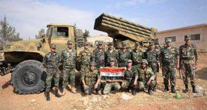 سوريا.. تقدم للجيش في دير الزور وحمص بإسناد جوي روسي