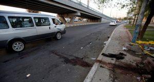 #العراق : استشهاد وجرح عدد من المواطنين بـ #تفجير_انتحاري في #بغداد