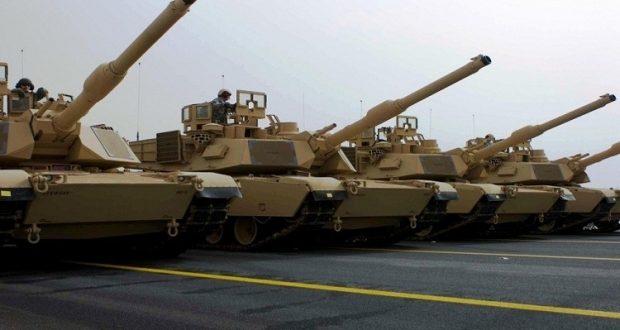 الشيوخ الامريكي يوافق على صفقة اسلحة جديدة للسعودية