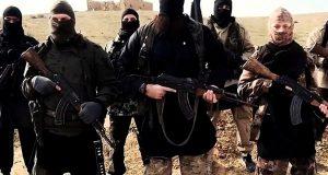 داعش اقدم على اعدام عناصره الفارين من معارك الشرقاط بواسطة شاحنة
