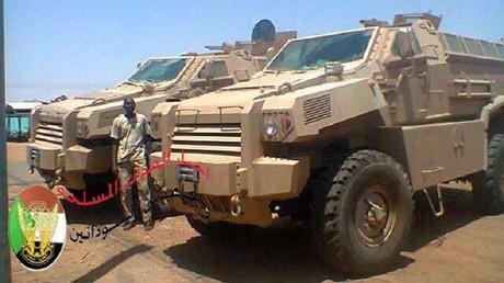 شركة كندية مشتبه بخرقها حظر أسلحة عن السودان وليبيا