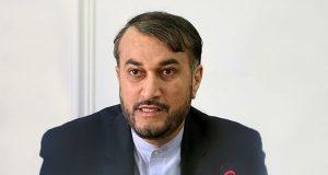 #عبد_اللهيان: #إيران تفتخر بدعم #حزب_الله