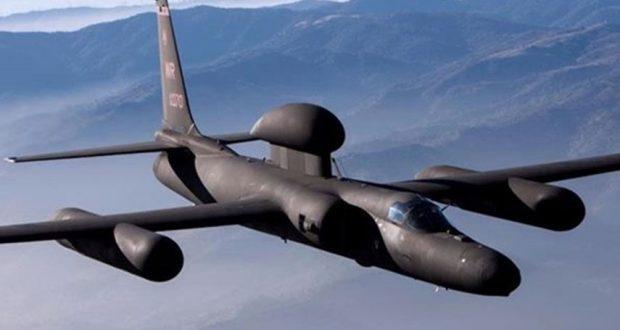 """الدفاع الجوي الايراني يوجّه تحذيرا لطائرة تجسس اميركية من طراز """"U2"""""""