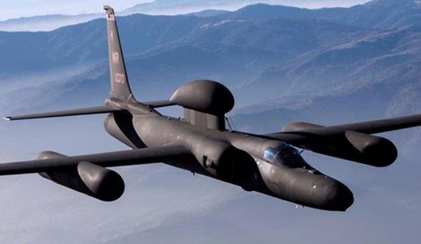 الدفاع الجوي الايراني يوجّه تحذيرا لطائرة تجسس اميركية