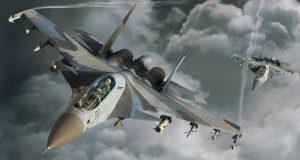 #روسيا ترسل مزيدا من الطائرات لحميميم استعدادا لتصعيد عسكري