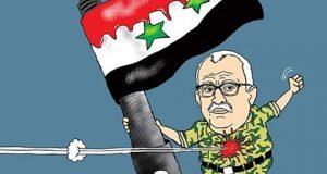 كاريكاتور عصام حنفي: ناهض حتّر شهيداً