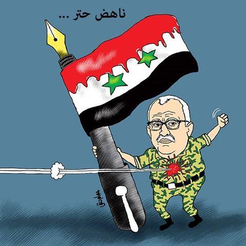 caricature-issamhanafy-nahed-hattar