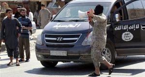 #داعش الارهابي يبيع لاهالي #الموصل مواد غذائية منتهية الصلاحية