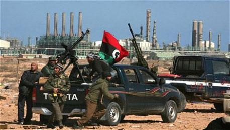 صراع رعاة الارهاب وأمراء الحرب على النفط الليبي؟!